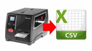 весовые комплексы печати этикеток Экспорт статистики взвешиваний в Excel