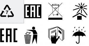 Галерея символов